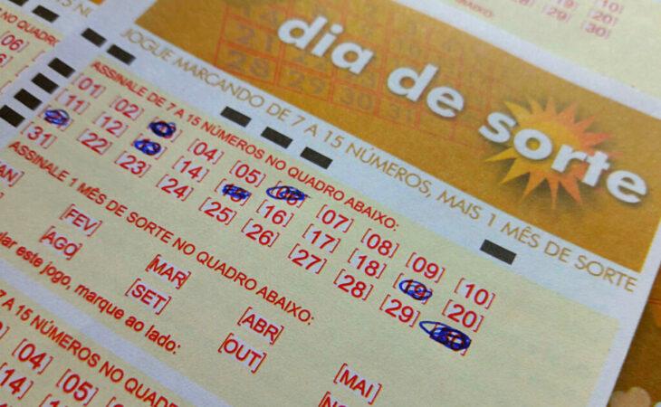 Resultado do Dia de Sorte concurso 463: prêmio de R$ 900 mil hoje (01/06)