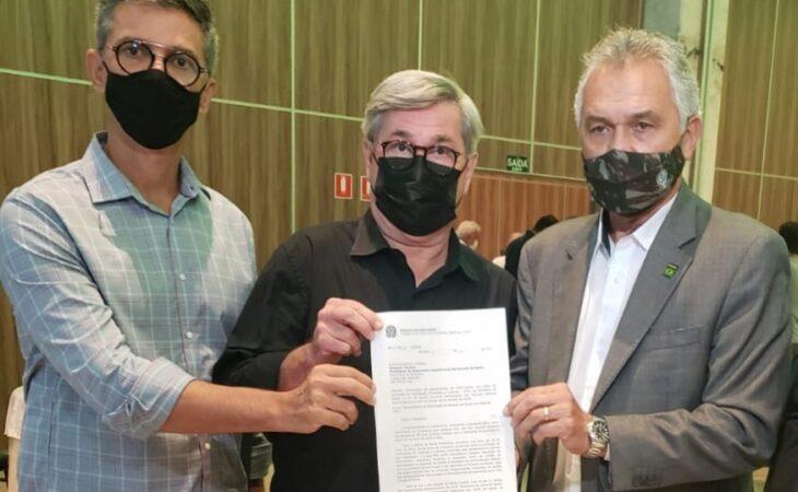Girão quer CPI para investigar recursos federais recebidos pelo Governo Fátima