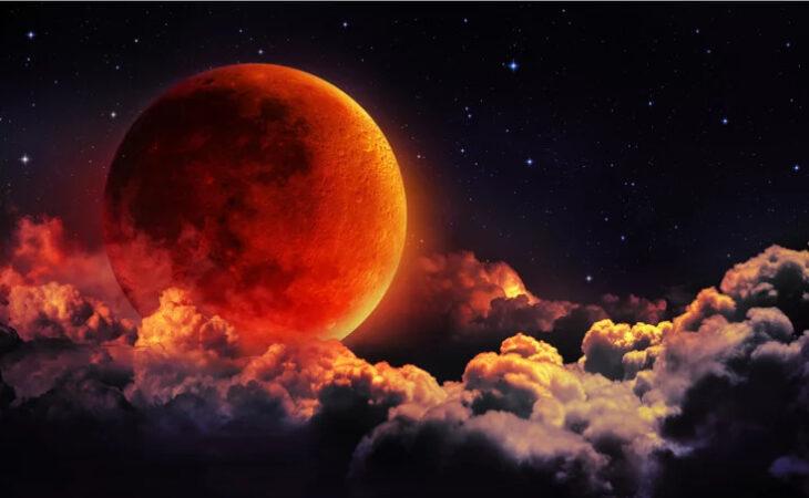 O dia 26 de maio nos surpreenderá com uma Lua de Sangue: saiba quando e como ver!