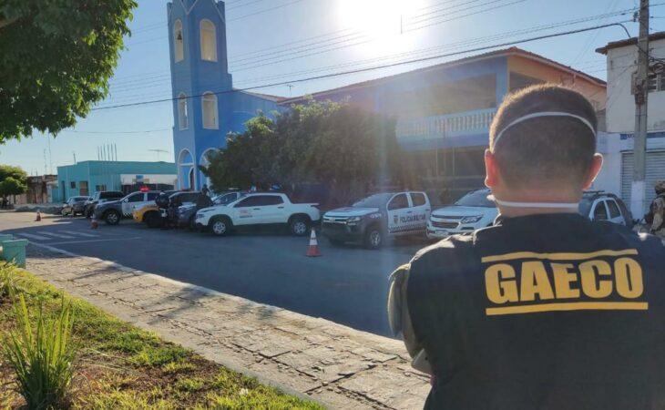 Operação do MP apura desvio de dinheiro público na contratação de restaurante em Ipanguaçu