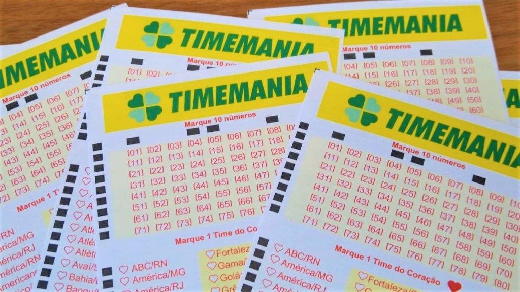 Resultado da Timemania concurso 1638: prêmio de R$ 3 milhões