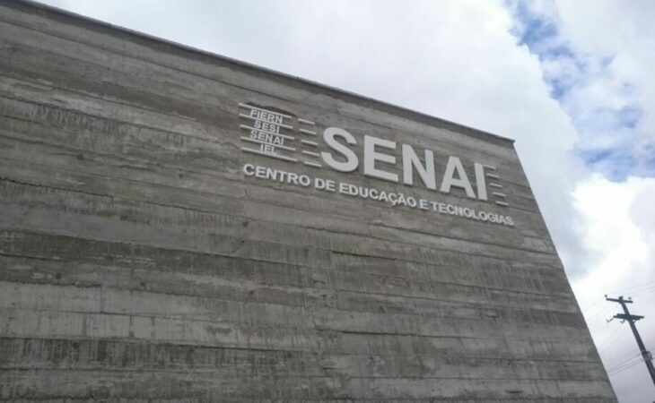 Senai-RN abre processo seletivo para a contratação de profissionais sob regime CLT