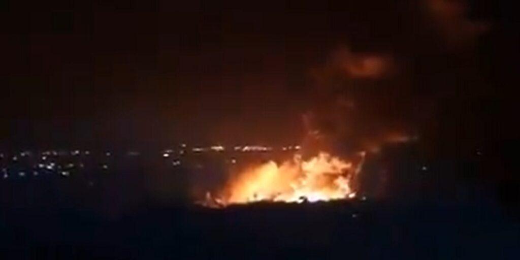 Ataque com mísseis deixa uma pessoa morta e seis feridas na Síria
