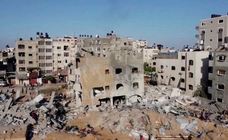 Israel e Palestina concordam com cessar-fogo na Faixa de Gaza