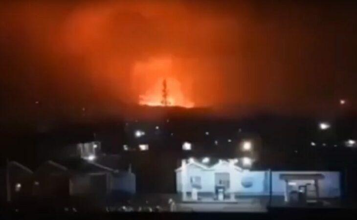 Vulcão entra em erupção e governo evacua cidade na República Democrática do Congo