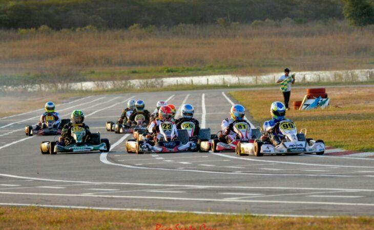 kartódromos que receberão as etapas da 1ª edição do Campeonato do Nordeste de Kart