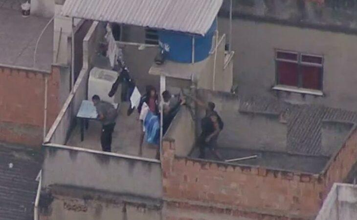 Operação policial no Jacarezinho (RJ) deixa pelo menos 25 mortos