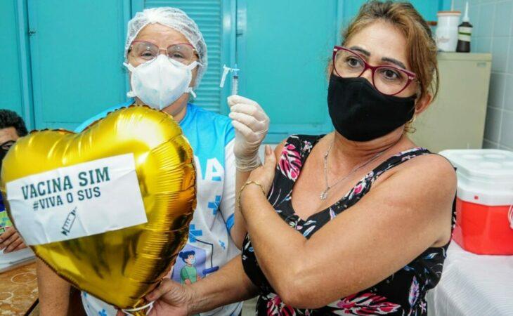 Mossoró recebe 5.130 doses de Coronavac e vai zerar fila de espera
