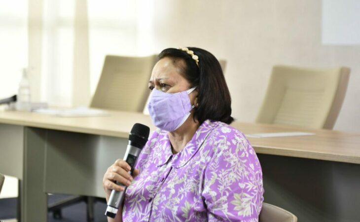 Fátima Bezerra anuncia chegada de mais 109 mil doses de vacinas contra a Covid-19