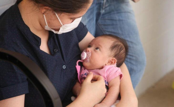Parnamirim inicia vacinação para lactantes e pessoas a partir dos 59 anos